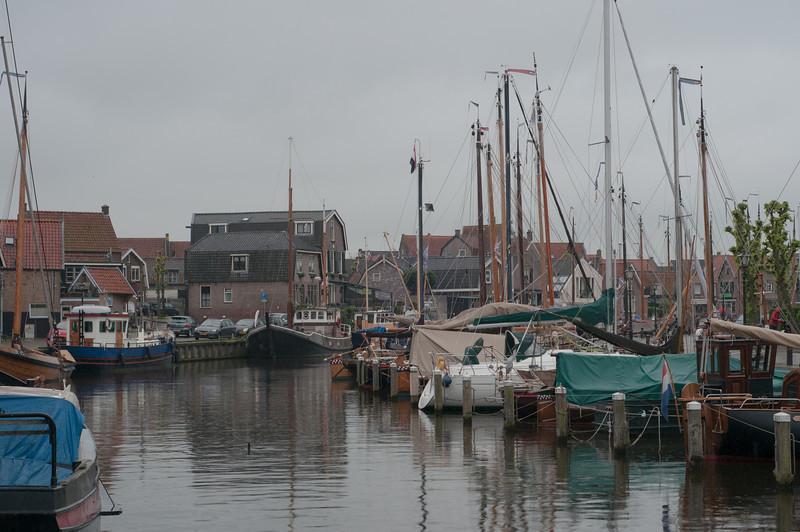 Spakenburg Harbour