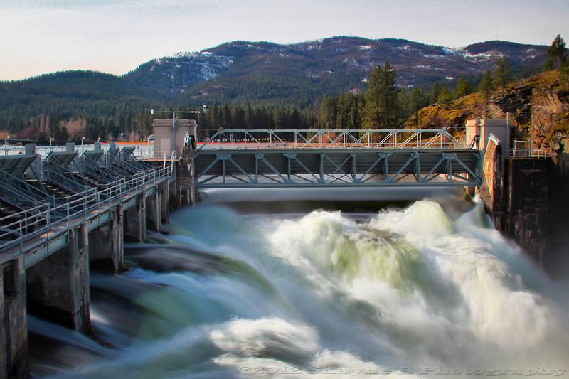Post Fall Dam