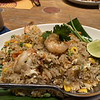Fried Rice with Egg and Shrimps at Simply Thai, Shanghai