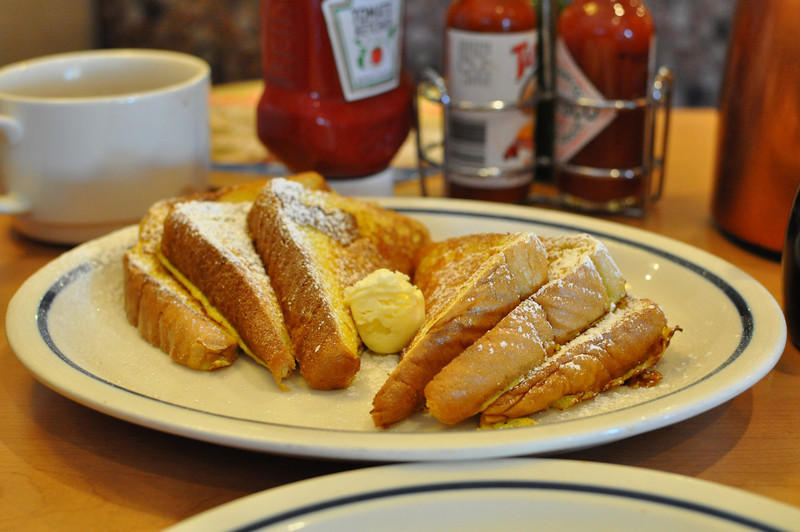 Original French Toast @ IHOP