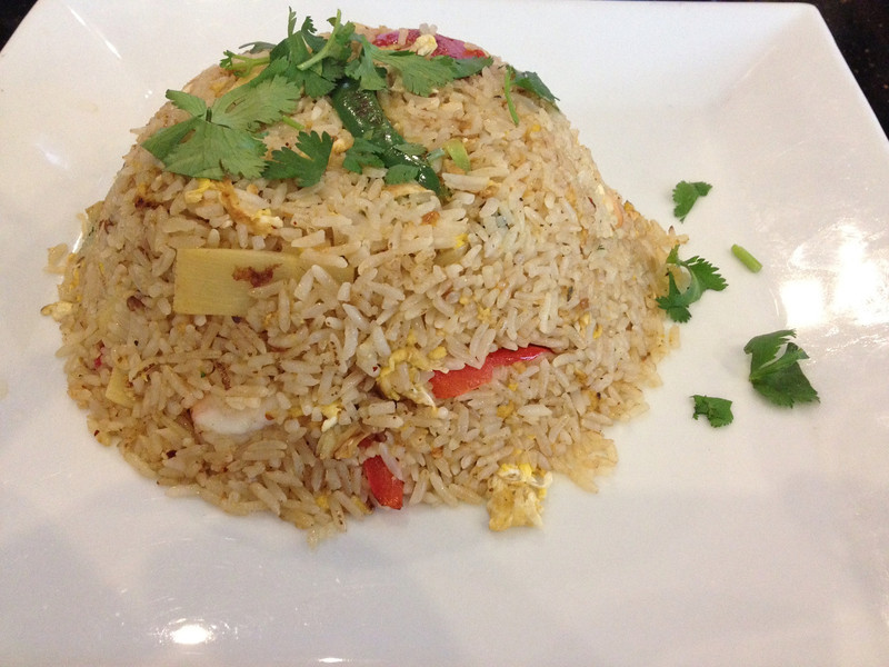 Thai Kitchen Egg Fried Rice!!