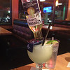 Applebees Mexican Standoff!!<br /> Margarita with a Dos Equis beer turned upside down in the Margarita