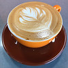 Cappuccino @ One Ounce Coffee @ Mountain View
