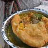 Popular Rajasthani Pyaaz(Onion) Kachori @Surajkund Mela in Faridabad