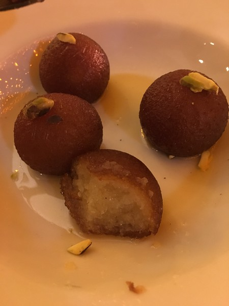 Gulab Jamun @ Shiva's , Mountain View , CA