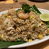 Shrimp Fried Rice at Simply Thai, Shanghai, China