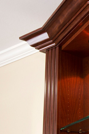 Product photography -  build in furniture by Valet Cabinets and Closets
