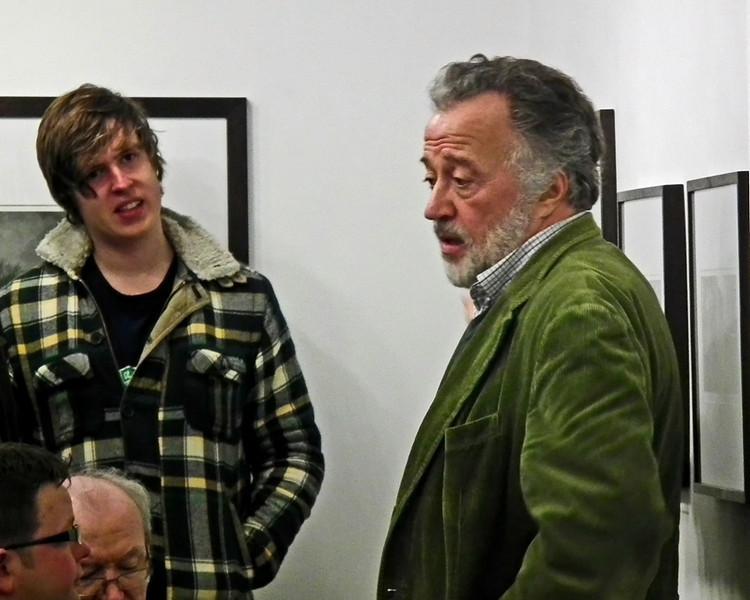 PENTTI SAMMALLAHTI at Side Gallery, Newcastle
