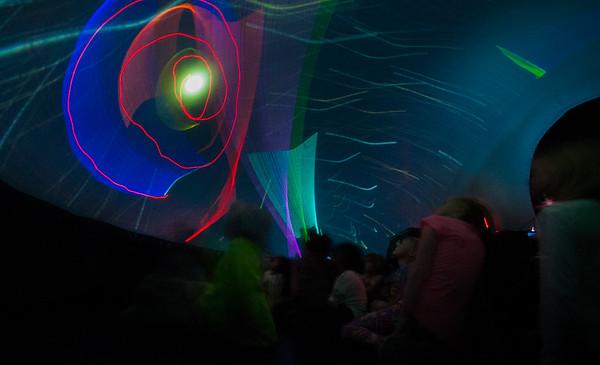 Mobile Planetarium at KCD