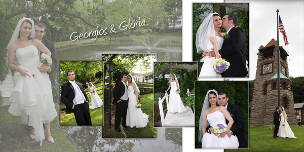 Classic Wedding Portrait. Wedding Photography by Maria Tolios, NYC, Astoria, Bayside, Whitestone, Brooklyn, Manhattan, Long Island, Queens, Nassau County.