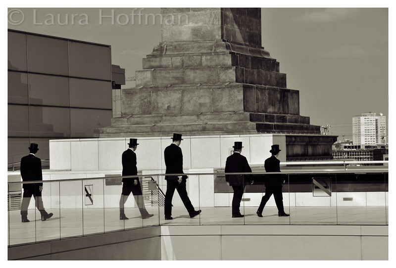 Men in Hats<br /> Berlin
