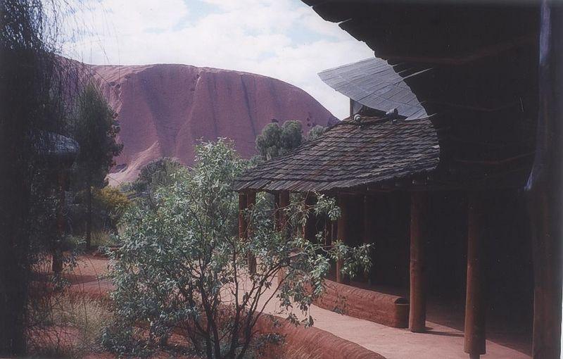 Uluru Visitors Center, Australia