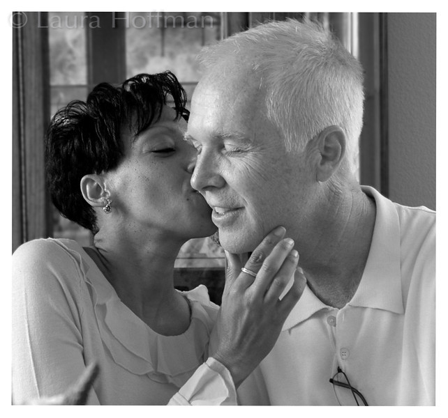 Donna and Tim<br /> February 2006