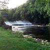 River scene in Hinsdale
