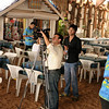 Mumbai Photogs setting up to film Bollywood Celebs.