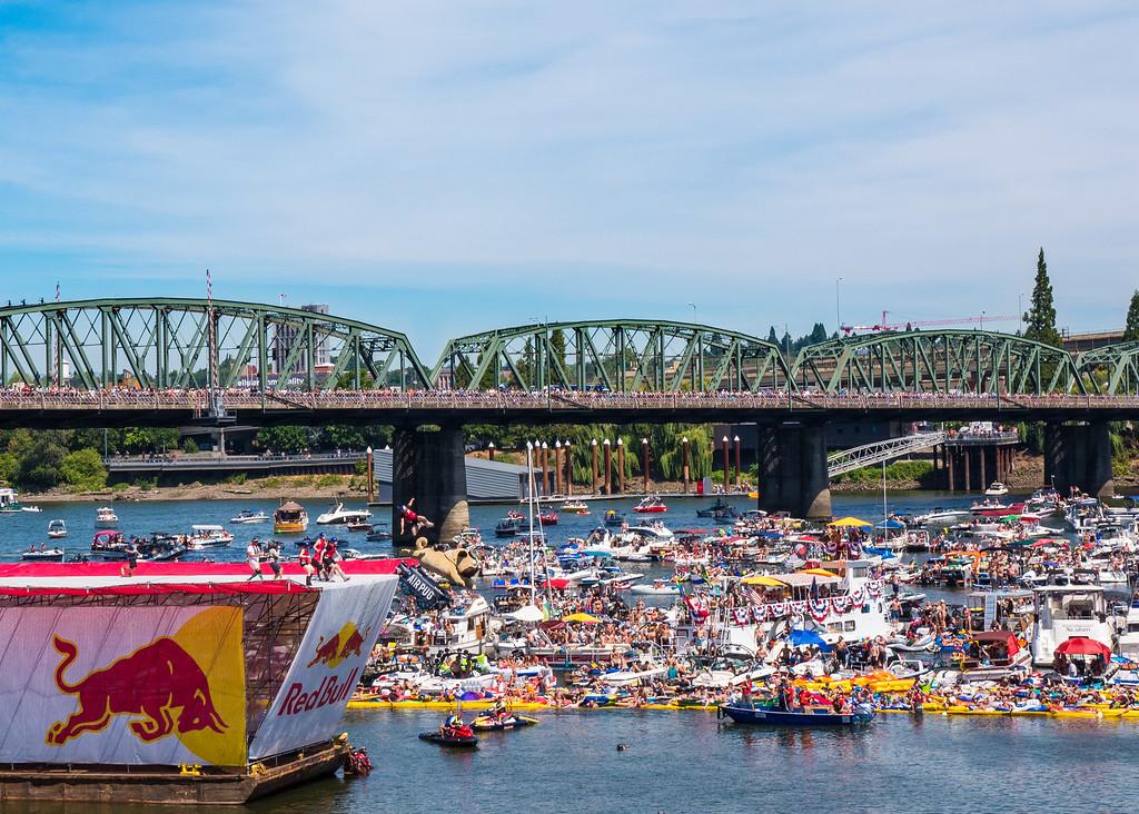 Red Bull Flugtag, Portland - August, 1, 2015