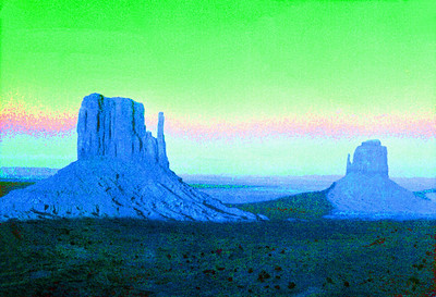 monument valley sept 1968bF