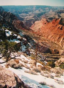 Pict2092  Grand Canyon, Desert View, mar 2, 1994