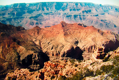 Pict2097 Grand Canyon, Desert View, mar 2, 1994