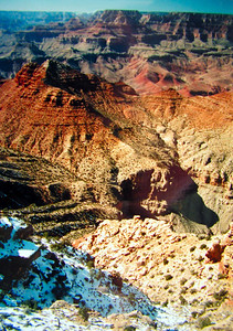 Pict2099 Grand Canyon, Desert View, mar 2, 1994