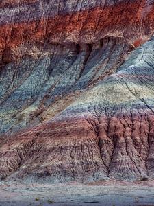 Colored Mesa