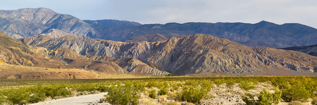 Photograph of Death Valley