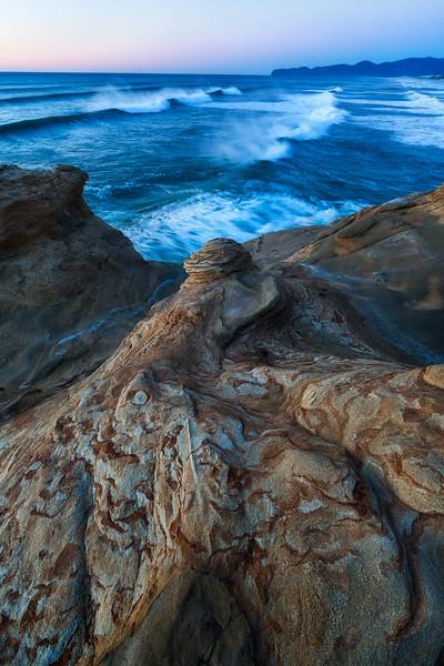 Rock & Sea