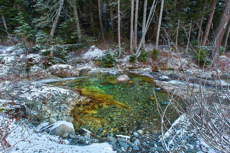 Mineral Pond