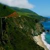 U.S. Highway 1 in Big Sur, California.