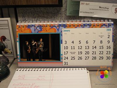 new desk calendar