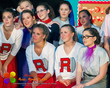 Grease - HS Summer Theater 2010