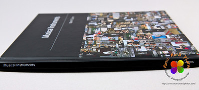 Spine of my latest book. Check it out here: http://stores.lulu.com/store.php?fAcctID=761122   ©Music Man5 Photos