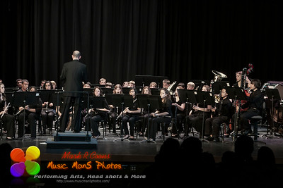 2010 Winter Concert at NCHS