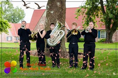 The Twin Cities Brass Quintet