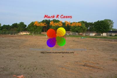 construction at Collen Hoose.