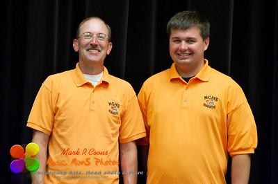 NCHS Band Directors 2006