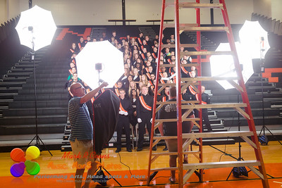 2015 NCHS Band Photo Day