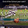 With the end of the school year almost upon us we thought a graduation present to all the parents of marching band members was in order. So we are having a sale on all photos on MusicMan5Photos.com, not just on marching band but on all!<br /> <br /> <br /> From now until 6/12/2010, with a $5 minimum purchase, shop and save on photos of your band member. (Discount cannot be used to cover shipping costs.)<br /> <br /> <br /> Just enter the discount code, NCHSParents, when you checkout! (You can use this code 3 times on 3 separate orders.)<br /> <br /> <br /> <br /> Offer Valid only 05/05/2010 → 06/12/2010