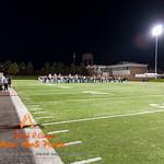 An evening rehearsal in a local football stadium