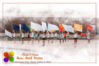 NCHS Marching Ironmen