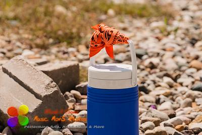 pandemic protected water jug