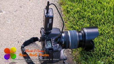 the 2016 remote camera setup