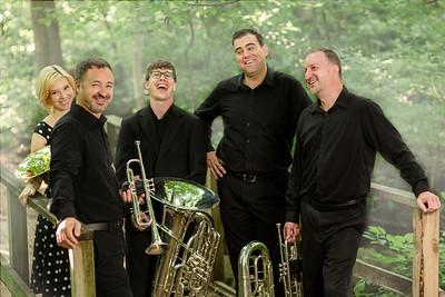 Twin Cities Brass Quintet 2018