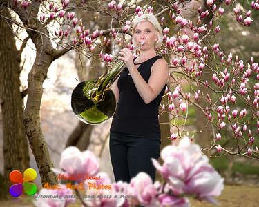 16x20 Magnolia Christine