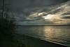 April 24, 2016.  Pt. Woronzof sunset