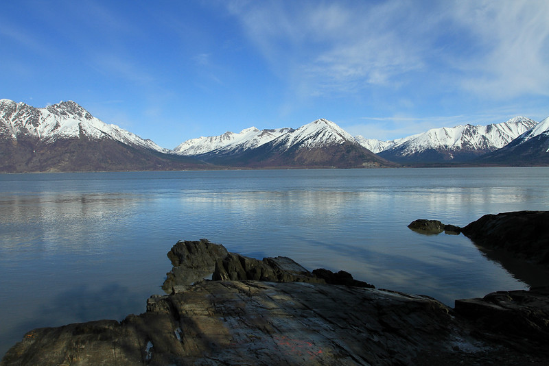March 14, 2016.  Turnagain Arm