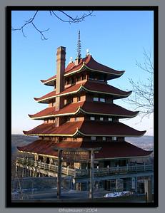 Pagoda, Reading, PA