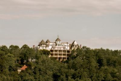 Crescent Hotel Eureka Springs, AR