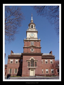 Independence Hall, Philadelphia, PA