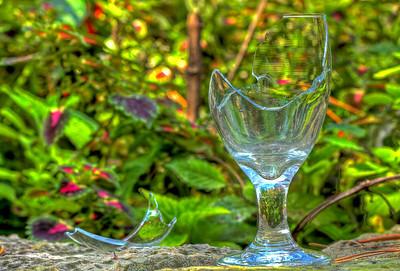 The Broken Glass